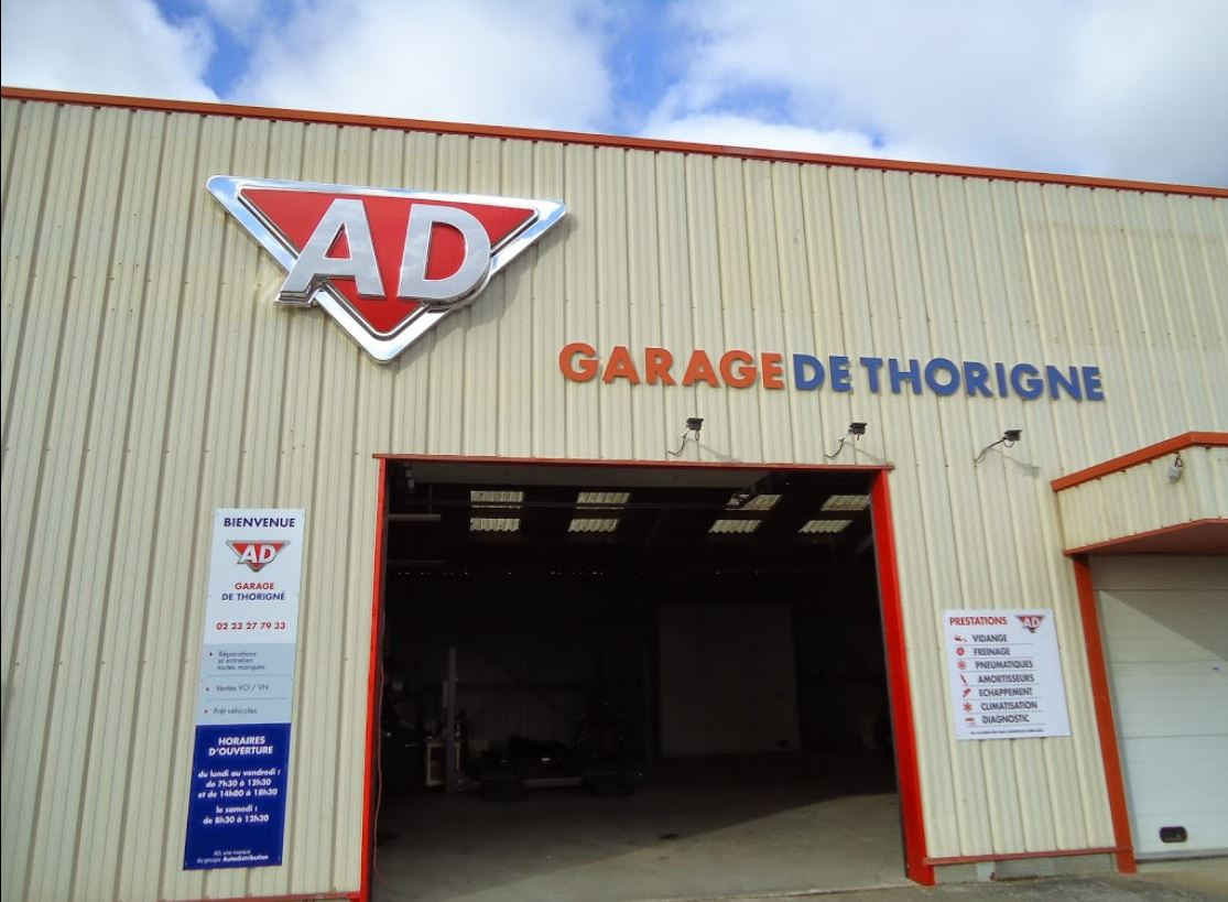 garage cesson sevigne